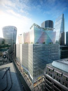 Completed Project – 10 Fenchurch Avenue, London EC3M – £1.0m