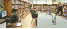 Raphael projects in the News – Plumstead Library