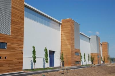 Vestas Blade Technology Centre, IOW