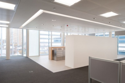 Main Contractor: Sir Robert McAlpine | Project: Amex House, Brighton | Contract Value: £1.25m
