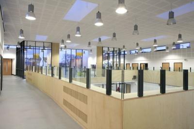 Main Contractor: Skanska Construction UK | Project:  Columbus School & College | Contract Value: £800k