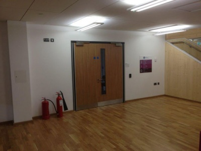 Main Contractor: BAM Construction | Project: Middle Row School, London | Contract Value: £400k