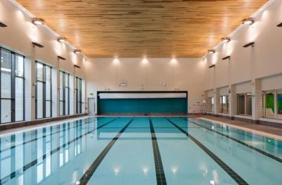 Main Contractor: Balfour Beatty | Elephant & Castle Leisure Centre, London | Project Value:£800k