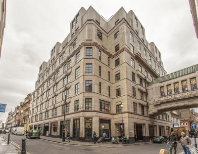 Main Contractor: Sir Robert McAlpine | Project: Quardrant 4 | Project Value: £2.2m