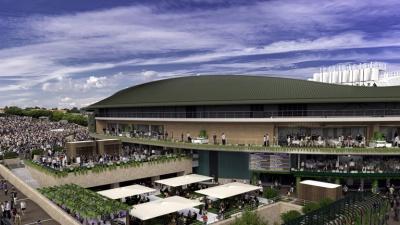 Main Contractor: Sir Robert McAlpine   Project: Wimbledon Lawn Tennis Association   Project Value: £1.0m