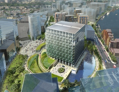 Main Contractor: BL Harbert | Project: US Embassy | Project Value: £3.9m