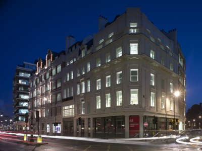 Project: 313 - 318 High Holborn